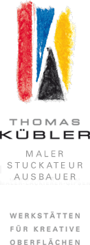 Logo Thomas Kübler, Maler, Lackierer, Gipser
